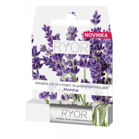 RYOR Antiakné roll-on s irisem na problematickou pleť