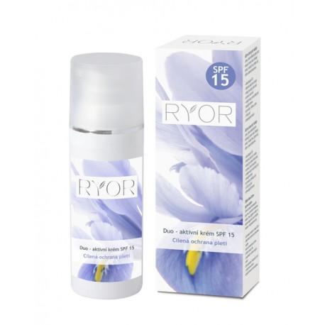 RYOR Duo - aktivní krém SPF 15