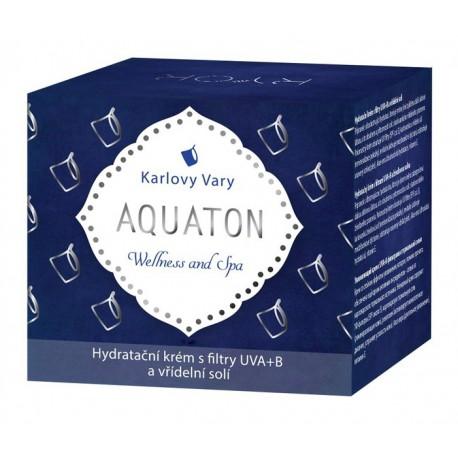 Hydratační krém s filtry UVA+B