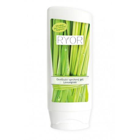 RYOR Osvěžující sprchový gel Lemongrass