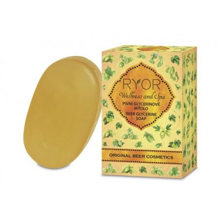 RYOR Pivní glycerinové mýdlo