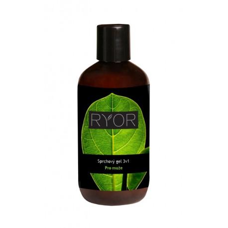 RYOR Sprchový gel 3v1 pro muže
