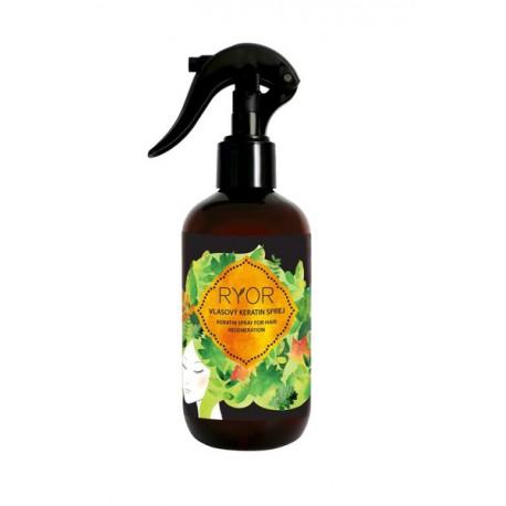 RYOR Vlasový keratin sprej