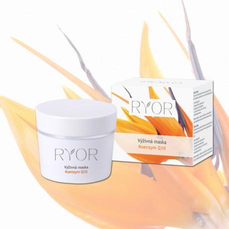 RYOR Výživná maska - Q10