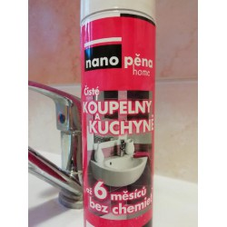 NANOPĚNA 250ml. HOME