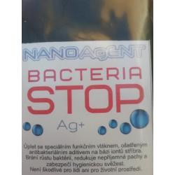 Antibakteriální šála s nano stříbrem