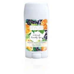 Deodorant s 48hodinovým účinkem a vůní grepu a černého rybízu