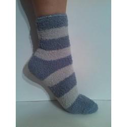 Ponožky měkké hřejivé mecháčkové