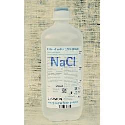 FYZIOLOGICKÝ ROZTOK sterilní NaCl,
