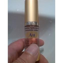 Kyselina hyaluronová s koloidním zlatem, sérum