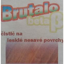 BRUTALO BETA abrazivní nano čistič