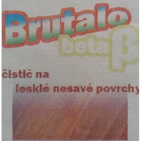 BRUTALO BETA nano čistič