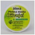 Oživující s mumiem - pleťová jílová maska Epam 20 g