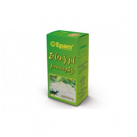 Zelený jíl Epam prášek 170 g